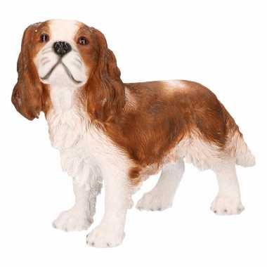 Decoratie beeld king charles hond beeldje kopen