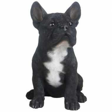 Decoratie dieren honden beeldjes franse bulldog kopen