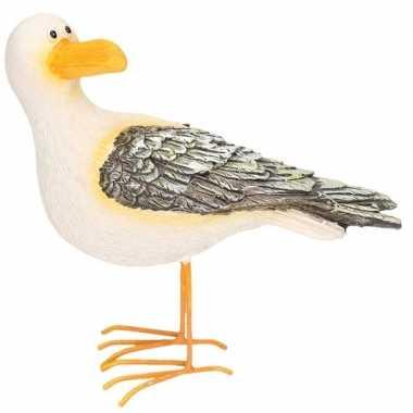Decoratie dieren vogel beeldjes meeuw kopen