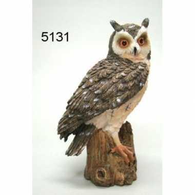 Decoratie dieren vogel beeldjes oehoe uil kopen