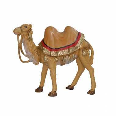Kerststal figuur kameel miniatuur beeldje dierenbeeldjes kopen