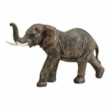 Olifant beeld bruin beeldje kopen