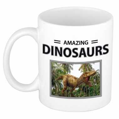 T rex dinosaurus mok dieren foto amazing horses beeldje kopen