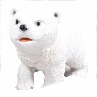 Witte ijsberen beelden beeldje kopen
