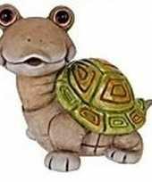 Dierenbeeld schildpadje beeldje kopen
